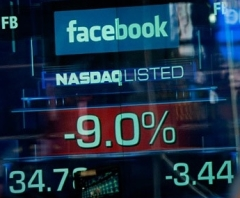 FB on Nasdaq